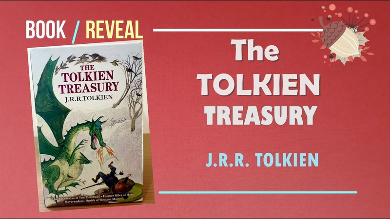 Book Reveal The Tolkien Treasury deluxe box set