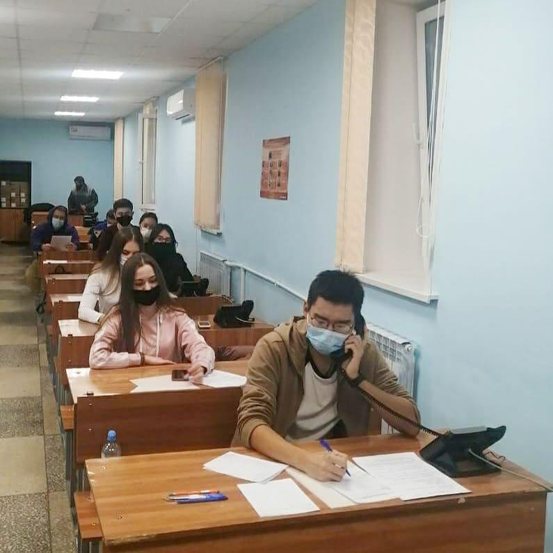 На базе СГМУ работает колл-центр правительства Саратовской области для оказания помощи населению в период пандемии COVID-19