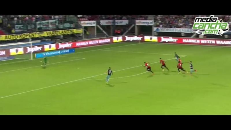 Luuk de Jong renueva con PSV