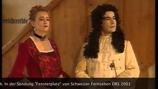 """Contredanse """"La Bacchante"""" @ Danza Antica, Feuillet 1706/1707"""