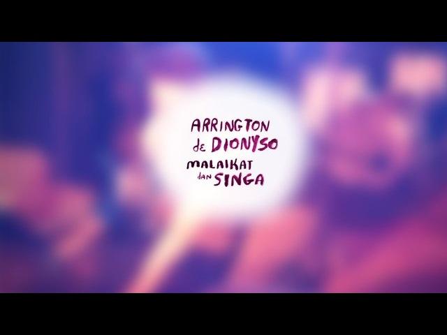 Arrington De Dionyso's Malaikat Dan Singa live at Marie Laveau