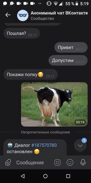 Слив Переписок Вк