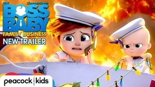 THE BOSS BABY: FAMILY BUSINESS | Official Trailer 3