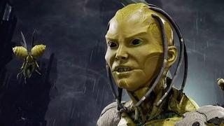Mortal Kombat 11 - D'vorah Kills Mileena