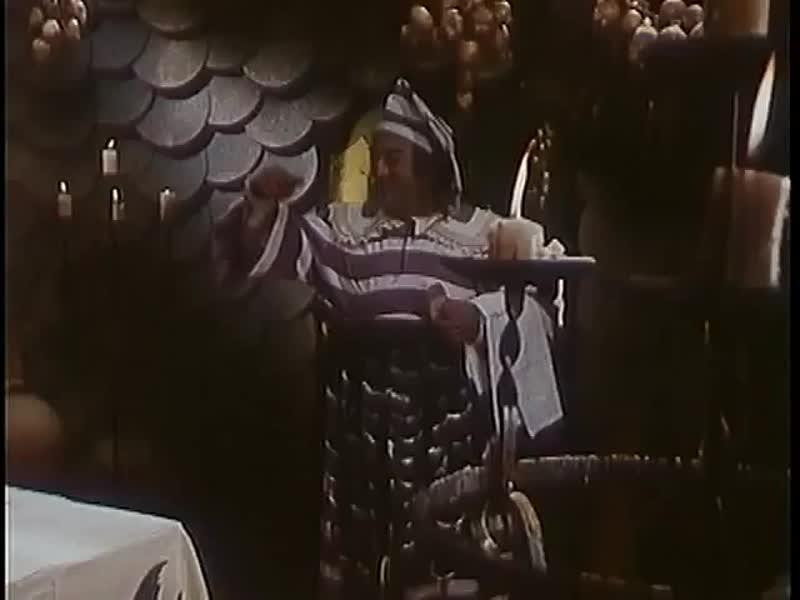 Песня лисы Алисы и кота Базилио из т_ф Приключения Буратино. Наше детство