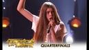 Courtney Hadwin Shy British Schoolgirl With SHOCKING Talent WOWS Americas Got Talent
