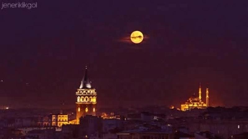 Istanbulda akşam