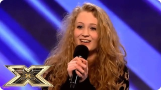 I don't think you have any idea how good you are The X Factor UK Unforgettable Audition