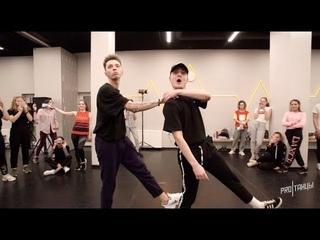 Basshunter — Now You're Gone   Choreography by Aleksey Letuchiy & German Ramazanov