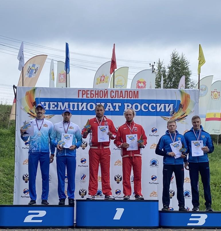 Максимов Виталий/Снегирёв Юрий — 2 место С-2
