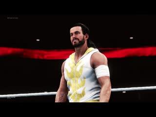 Adam Cole VS Razor Ramon (One Last Time Match, Part 1)