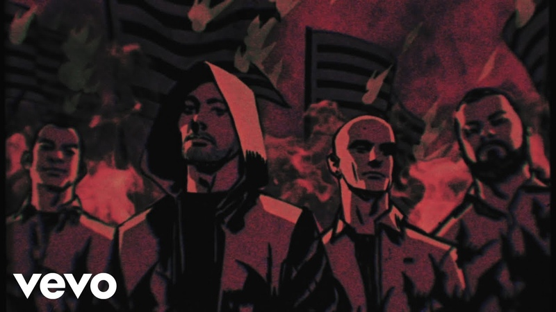 Rise Against Broken Dreams Inc. SOUNDTRACK DC Dark Nights Lyric Video