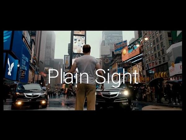 Captain America Plain Sight Beats