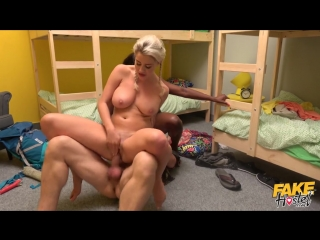 Jai james, sienna day - four o'clock in the morning (big ass, big natural tits, amateur, black, blowjob, mom, son, family)