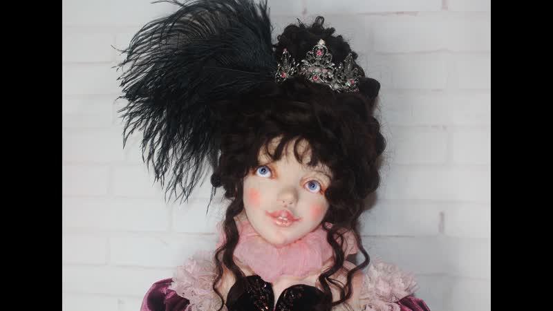 Авторская кукла Бетти