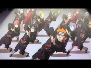 Anime dancin