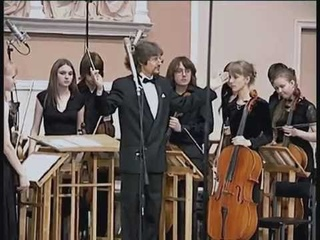 В.А. Моцарт  «Маленькая ночная серенада»