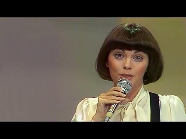 Mireille Mathieu J Ai Garde L Accent Système Deux 12.10.1975