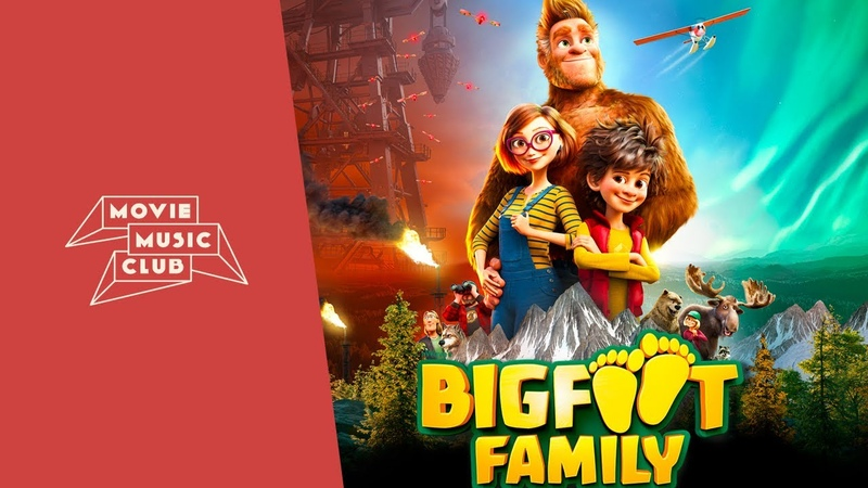 Puggy Rochelle Riser Out in the Open From the movie Bigfoot Family