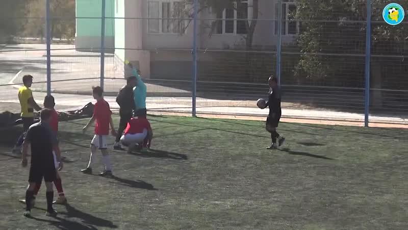 ЛЛФ 2020 Осень Видео обзор матча Батыр КИС Актау Лига В2 7 тур 17 10 20г