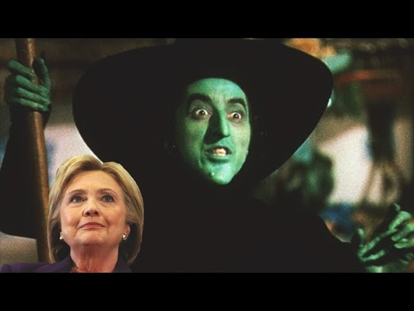 Ding Dong the Witch Is Dead Hillary Clinton Parody