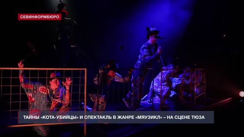 Севастопольский ТЮЗ готовит премьеру спектакля Дневник кота убийцы