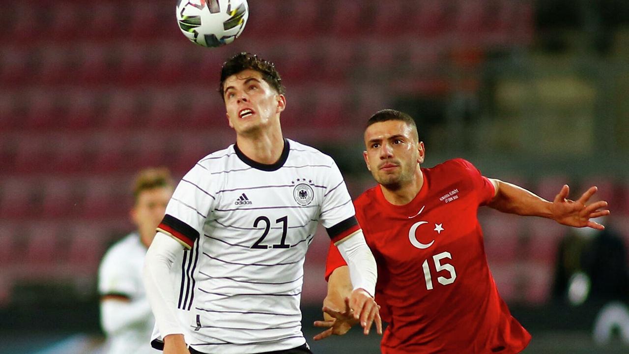 Германия - Турция,3:3