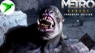 Metro: Exodus - Enhanced Edition #24 🎮 Мутанты, аномалии - да это сталкер!