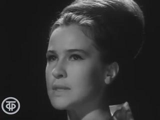 "Эльмира Жерздева, ария Царицы ночи из оп. ""Волшебная флейта"", 1965 год.avi"
