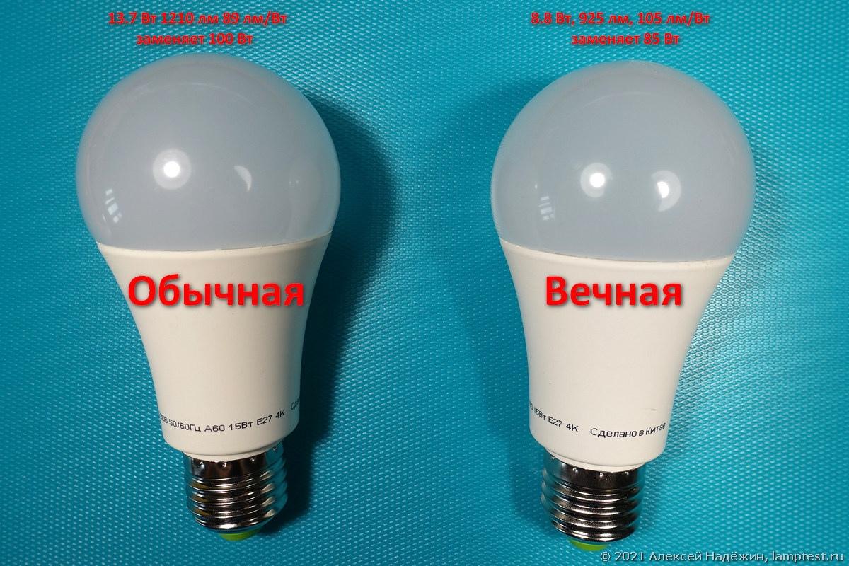 Делаем вечную лампочку
