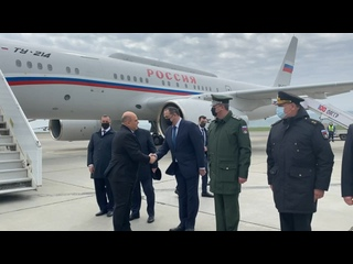 Премьер-министр России Михаил Мишустин сегодня прибыл с делигацией в Дагестан с рабочей поездкой.