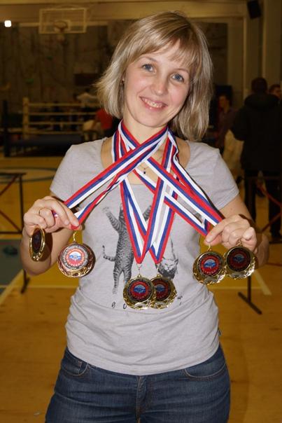 Ирина Канарова