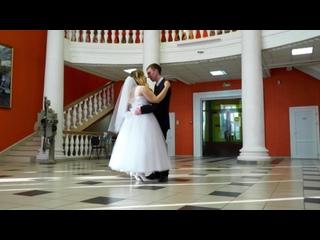 Свадебная прогулка Игорь и Любовь