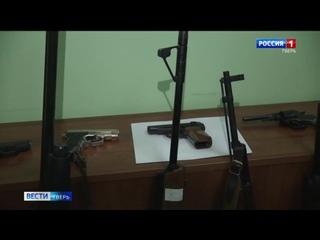 Сколько оружия у жителей Тверской области