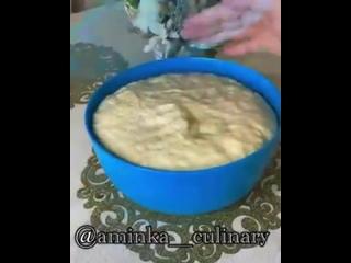 Рецепт теста для булочек.mp4