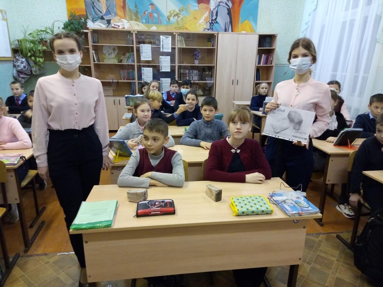 В Петровске продолжается памятная акция «Блокадный хлеб»