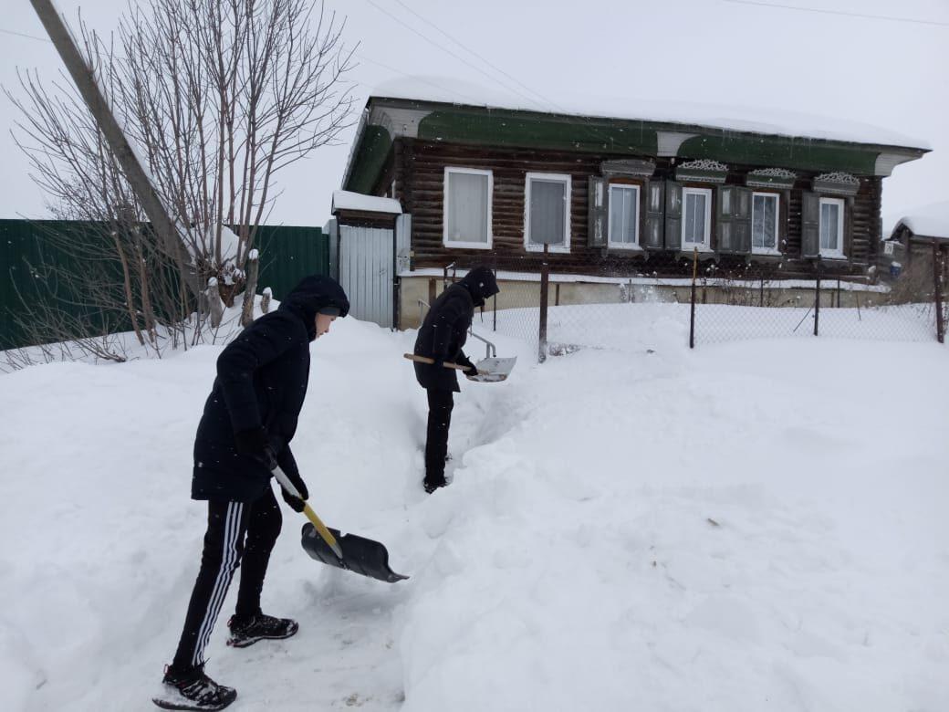 В Петровске проходит благотворительная акция «Тропинка к дому»