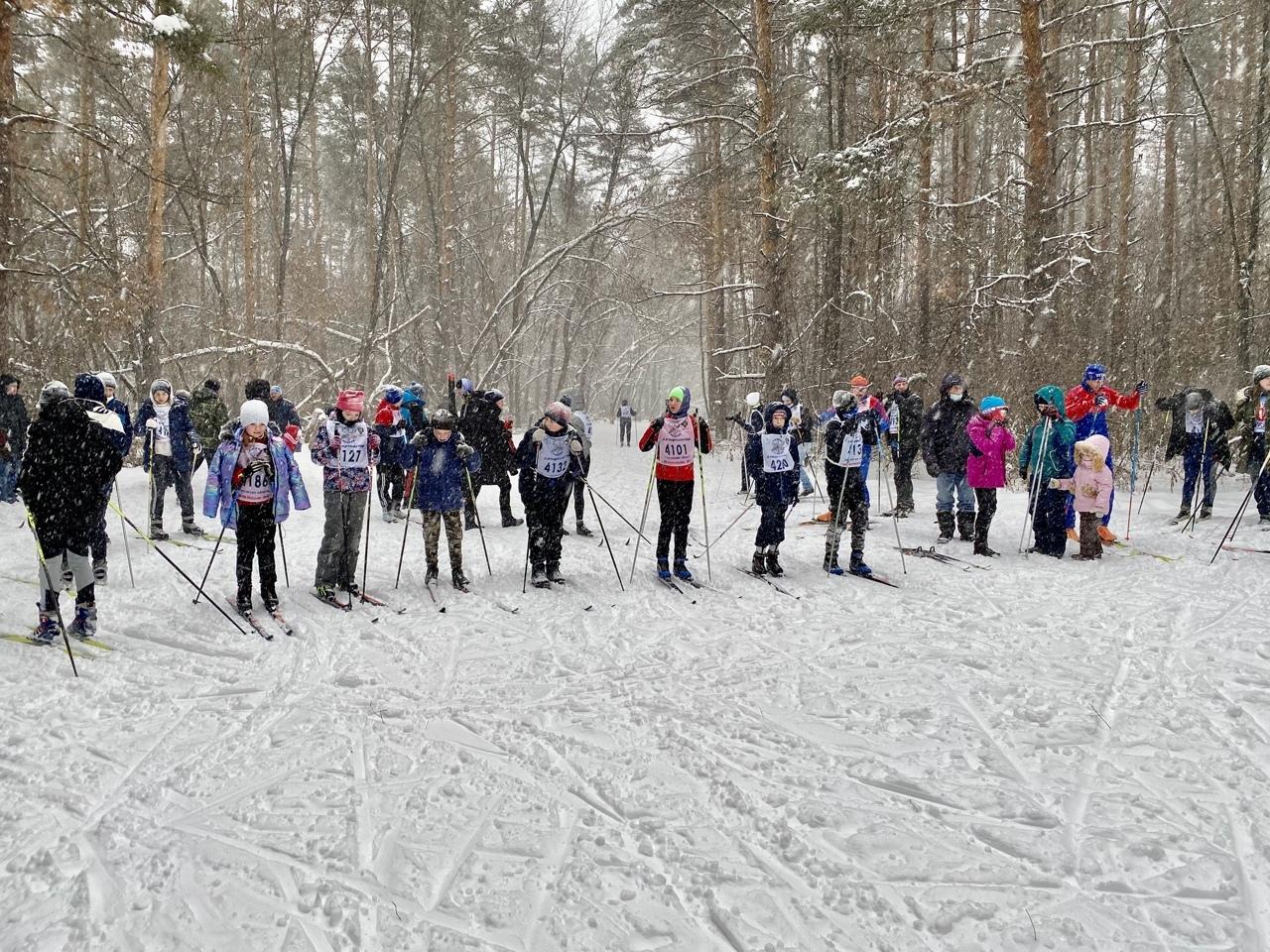 В Петровске стартовал лыжный сезон