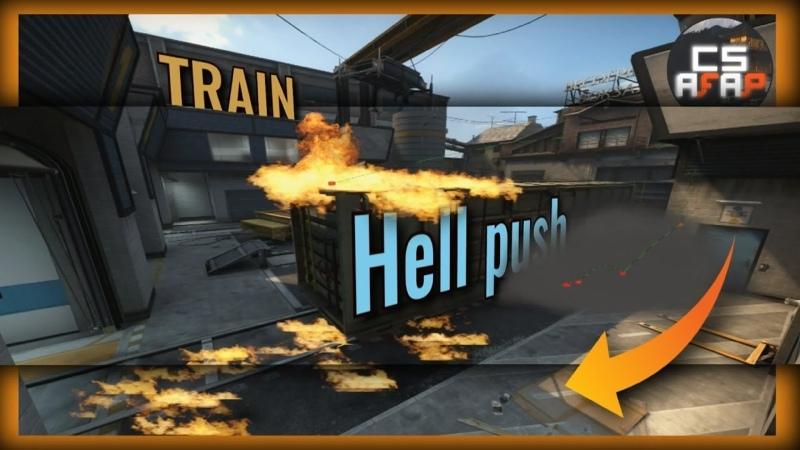 TRAIN Solo A fake Olof to CT quad hell push
