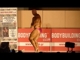 Petr Brezna Extrifit Guest Poser at NAC 2014 GREECE 8112014 by Labros La