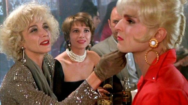драма ✦ мелодрама ✦ комедия ✦ Высокие каблуки ✦ Tacones Lejanos ✦ Испания 1991 ✦ реж Педро Альмодовар ✦