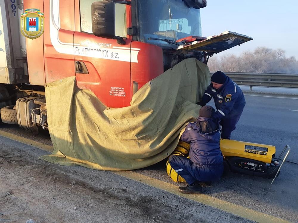 По рекомендации областных спасателей, в чрезвычайной ситуации – нужно вызывать службы экстренного реагирования и не паниковать