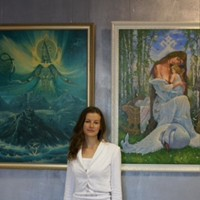 Фото Аполлинарии Терещенковой