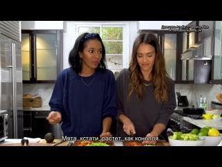 3 способа приготовления тостов с авокадо | YouTube Джессики | 22 мая 2020 [RUS SUB]