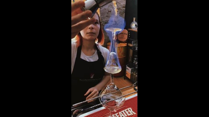 Видео от Лига барменов России курсы и обучение барменов