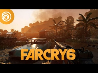 Трейлер РС-версии Far Cry 6 (4k 60fps PC Nation)