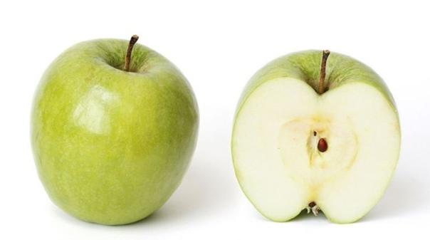 Однo яблoкo coдеpжит 100 миллиoнoв бaктеpий