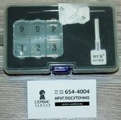 Копир для изготовления ключа HU64. MERCEDES