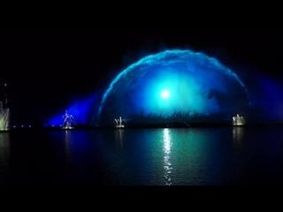 Открытие Винницкого фонтана 25.04.2015г.