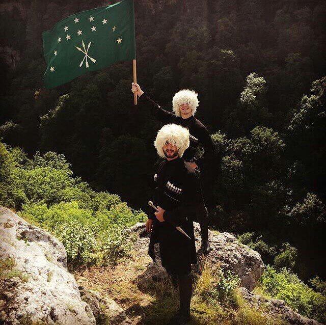 В горах родился я и рос,
